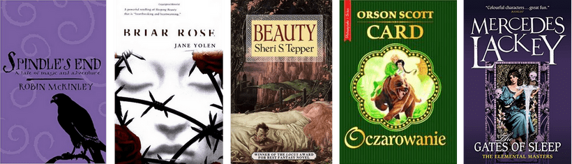 sleepingbeauty retellings